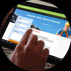contractors-using ipad