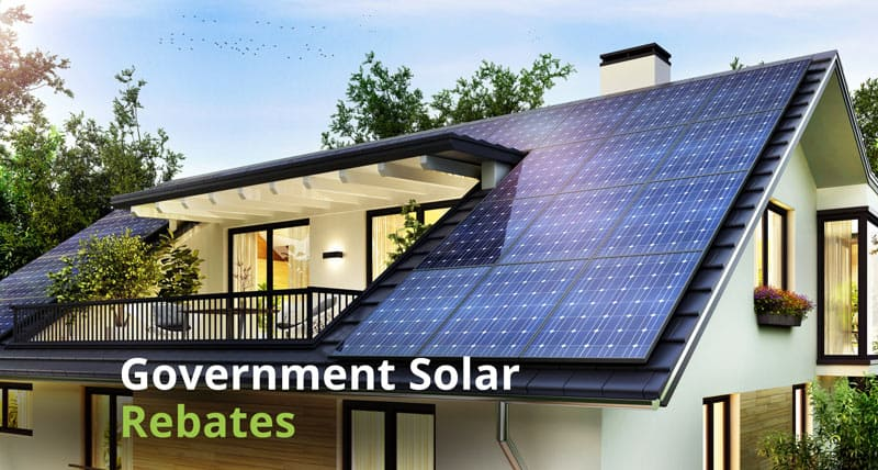 Australian Government Solar rebates