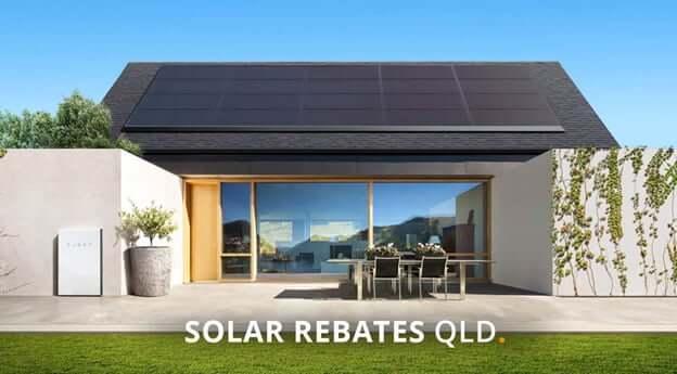 Solar rebate Queensland QLD