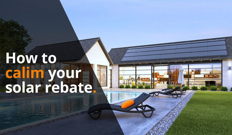 How to claim your solar rebate