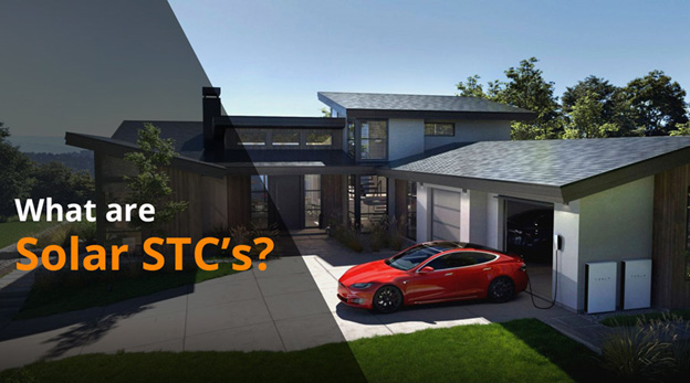 What are solar STCs