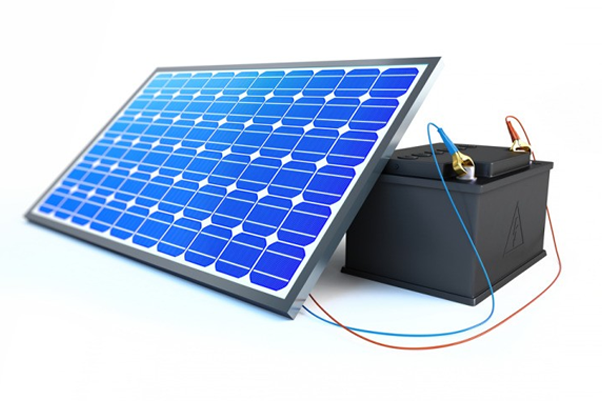How to use Battery storage to store solar energy