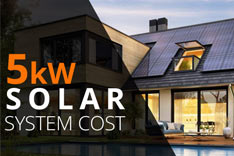 5kWh solar system cost category image