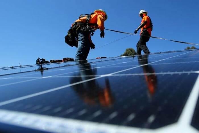 solar panel system installation canberra