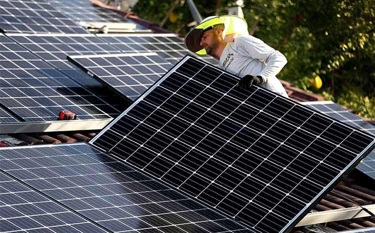 FAQ's man install solar