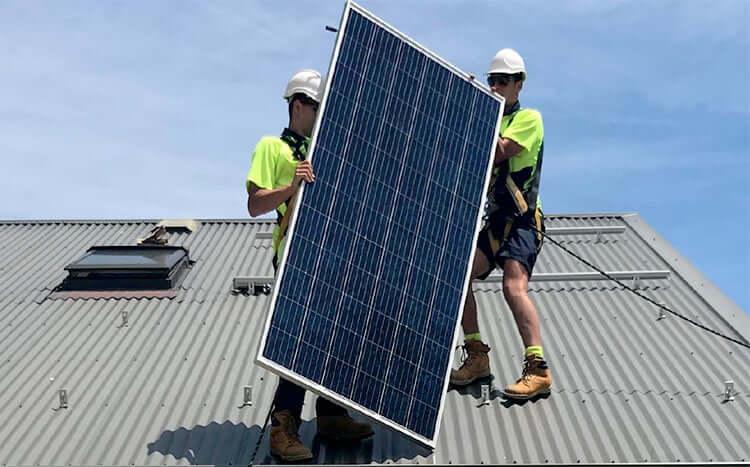 Sunshine Coast solar installer review pro install solar