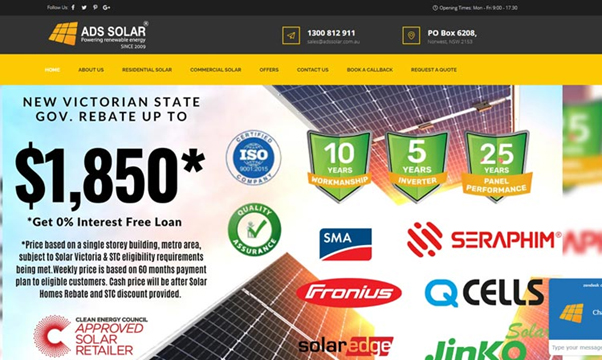 ADS Solar