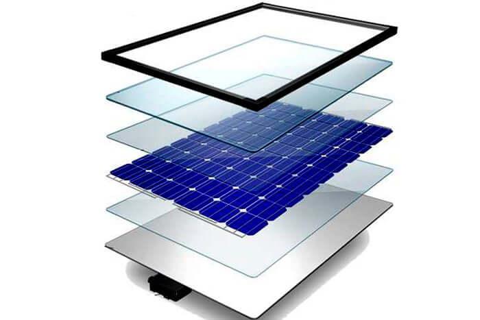 Suntech Double glass Series model of solar panels