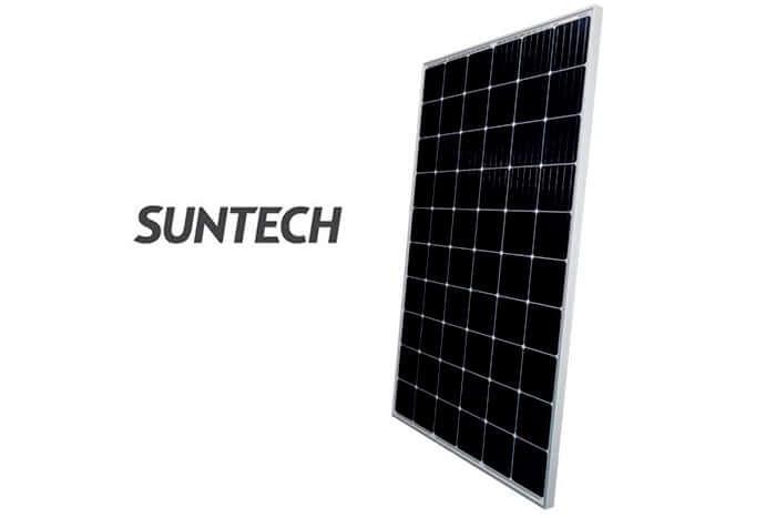 Suntech PERC Mono (HyPro Series) black solar panel
