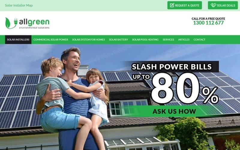 all green enviromental solutions central coast