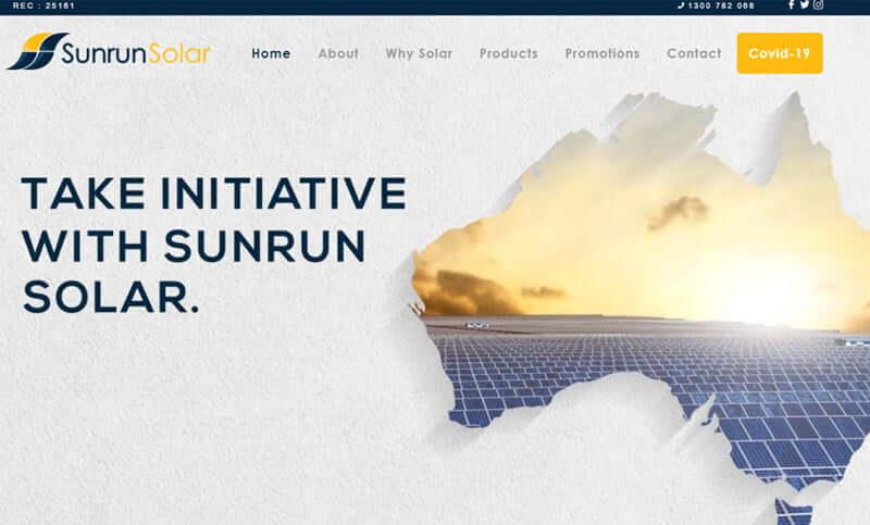 aunrun solar Melbourne VIC