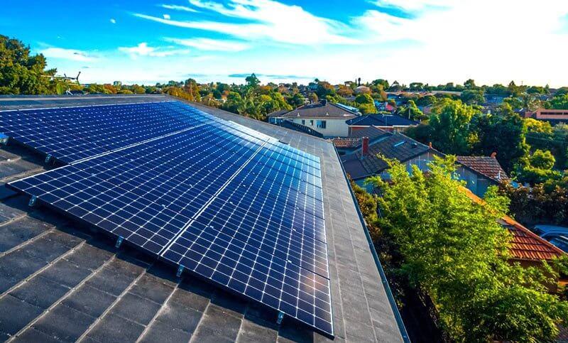 melbourne solar panels installed