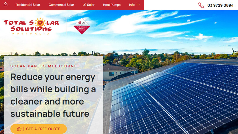 total solar solutions Geelong VIC