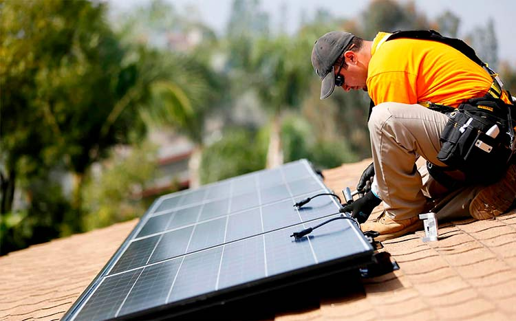 FAQ's solar install