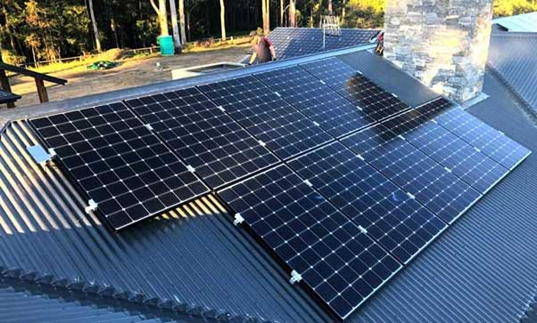 Cost of solar providers