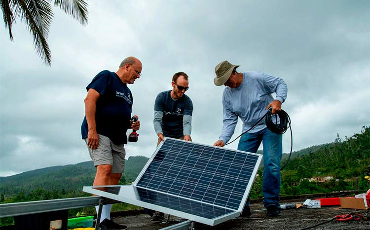 Free Solar Panel Scheme