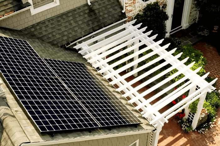 Why LG solar panels